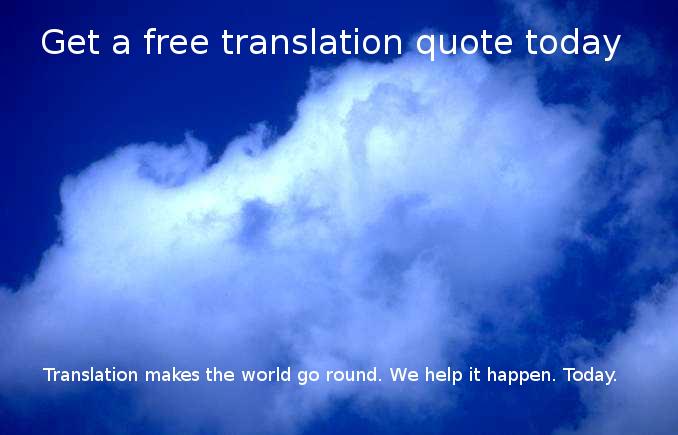 translation cloud