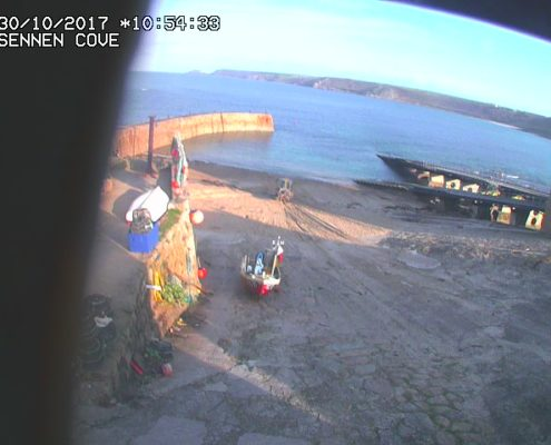 Sennen Cove webcam