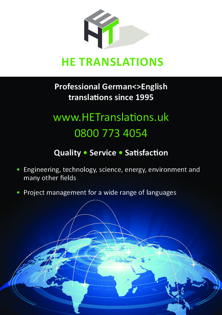 HET translation flyer
