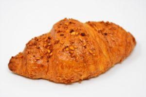 A fresh croissant