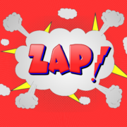 comic book zap text