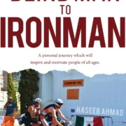 Blind Man to Ironman book cover