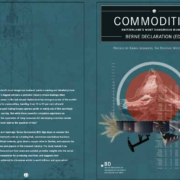 Book jacket of commodities research translation