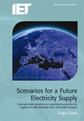 Future energy supply book jacket