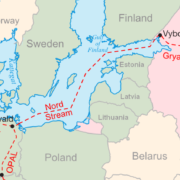 Nordstream project map