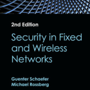 Wireless Security book cover