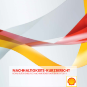 Shell Oil report cover