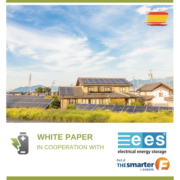Battery Storage in Spain report cover