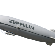 Zeppelin rigid airship