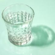 Schnapps glass