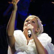 Schlager singer Helene Fischer