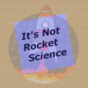 It's not rocket science poster